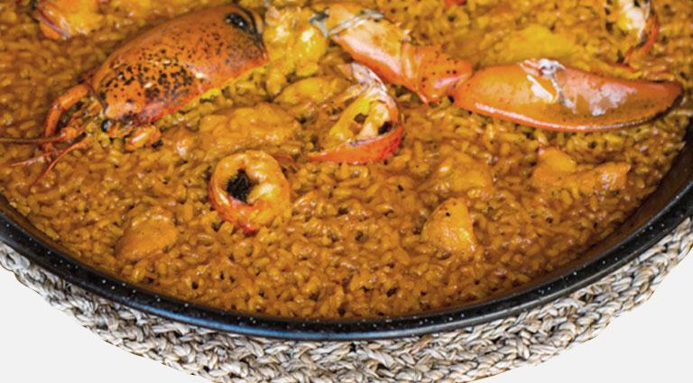 Gastronomia - Arroz