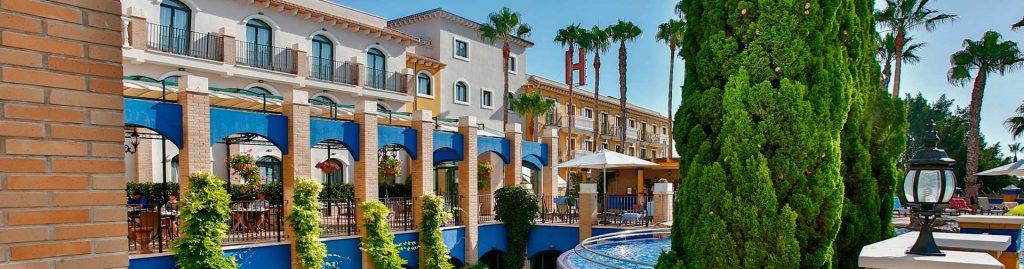 Hotel La Laguna - Vista Exterior