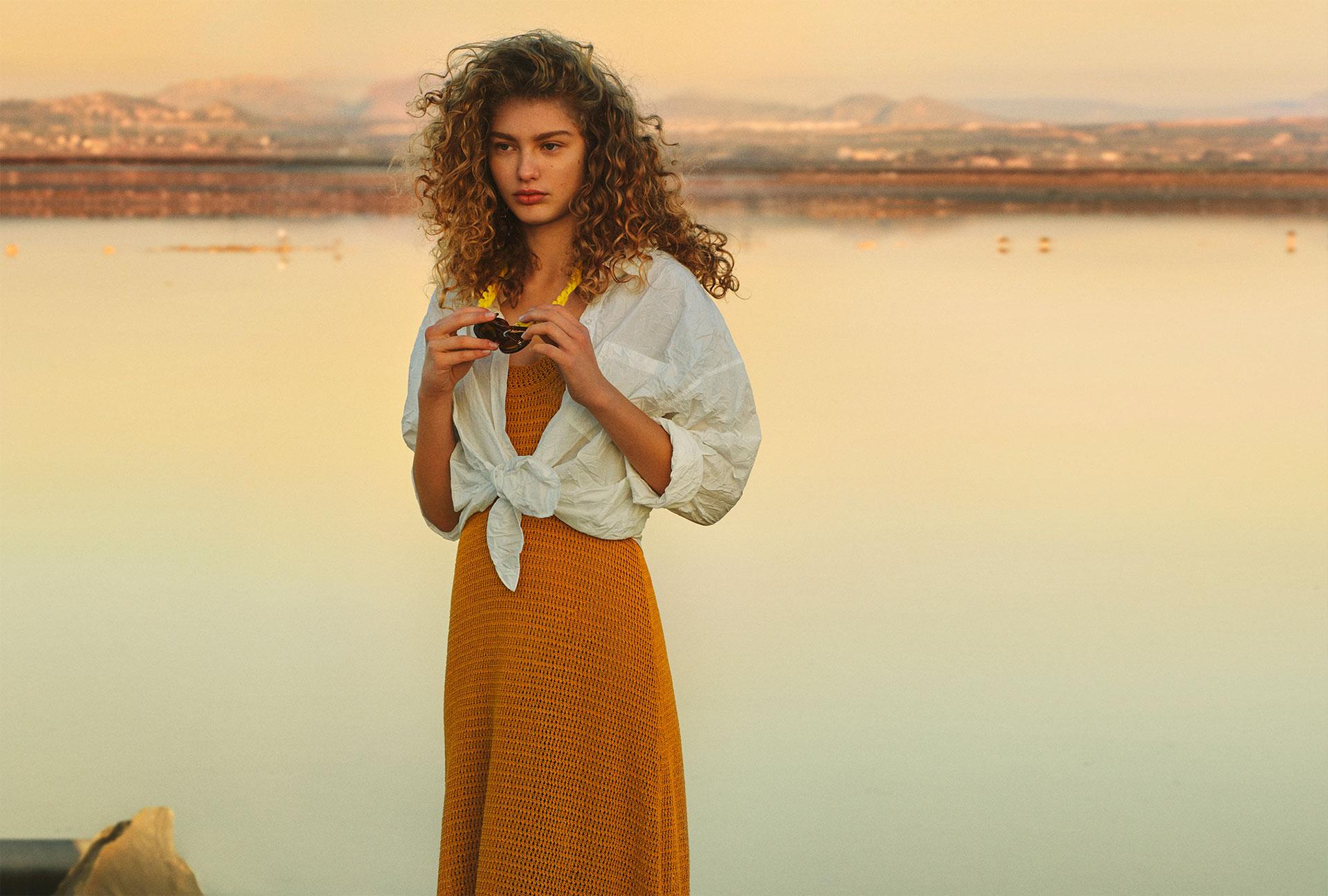 Zara elige Hotel La Laguna para preparar su última campaña