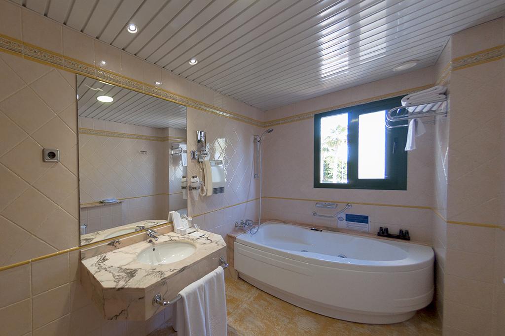 Presidenten Suite Mit Whirlpool Hotel La Laguna