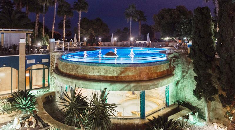 Hotel La Laguna - Piscina