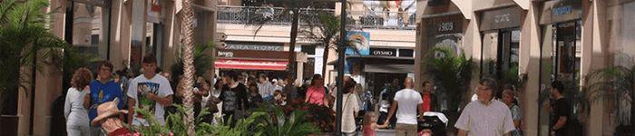Servicios: Shopping