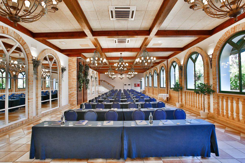 Salón Palmeral: Eventos