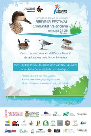 Cartel del Birding Festival